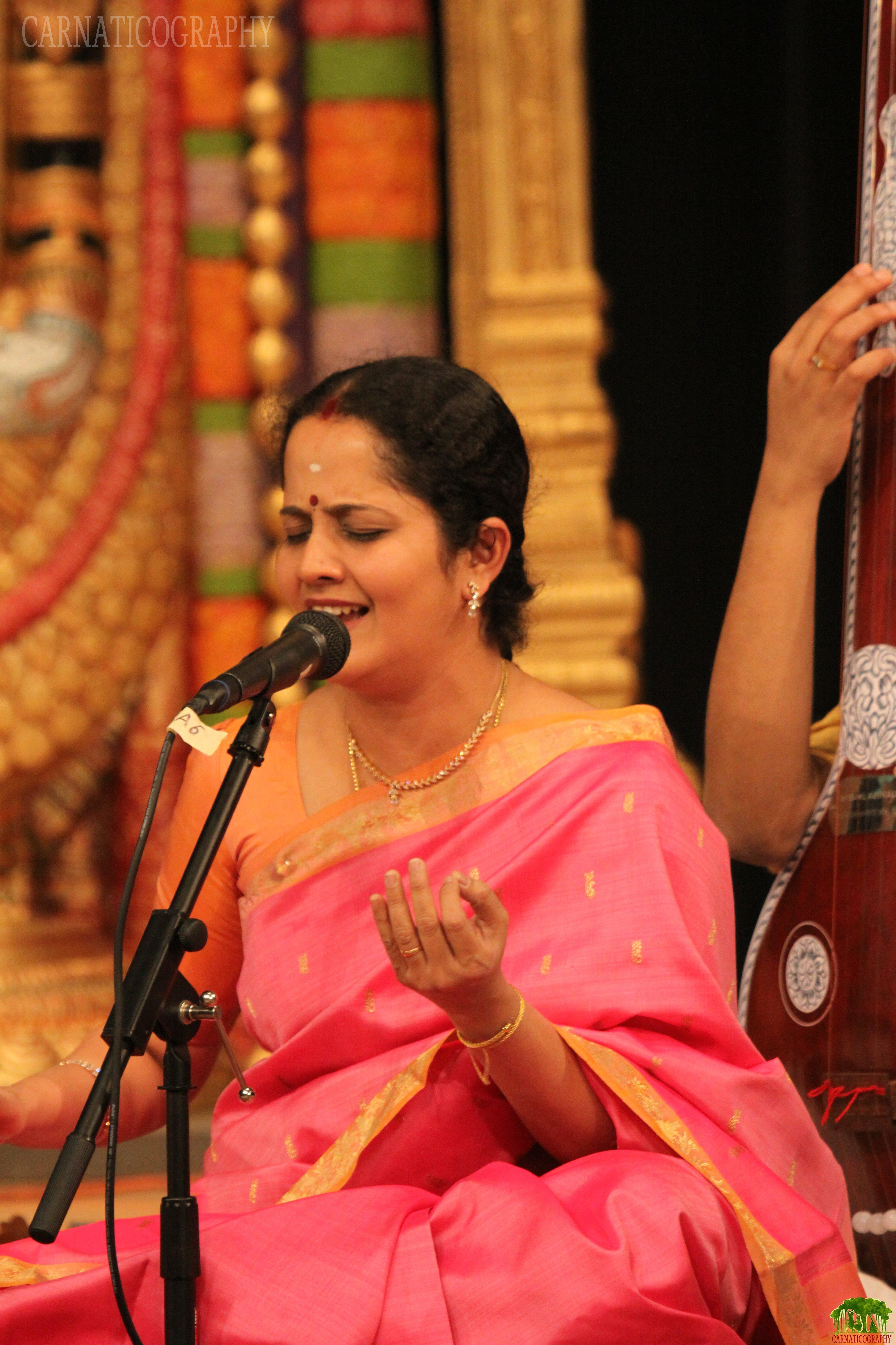 Vocal Concert: Gayathri Venkataraghavan