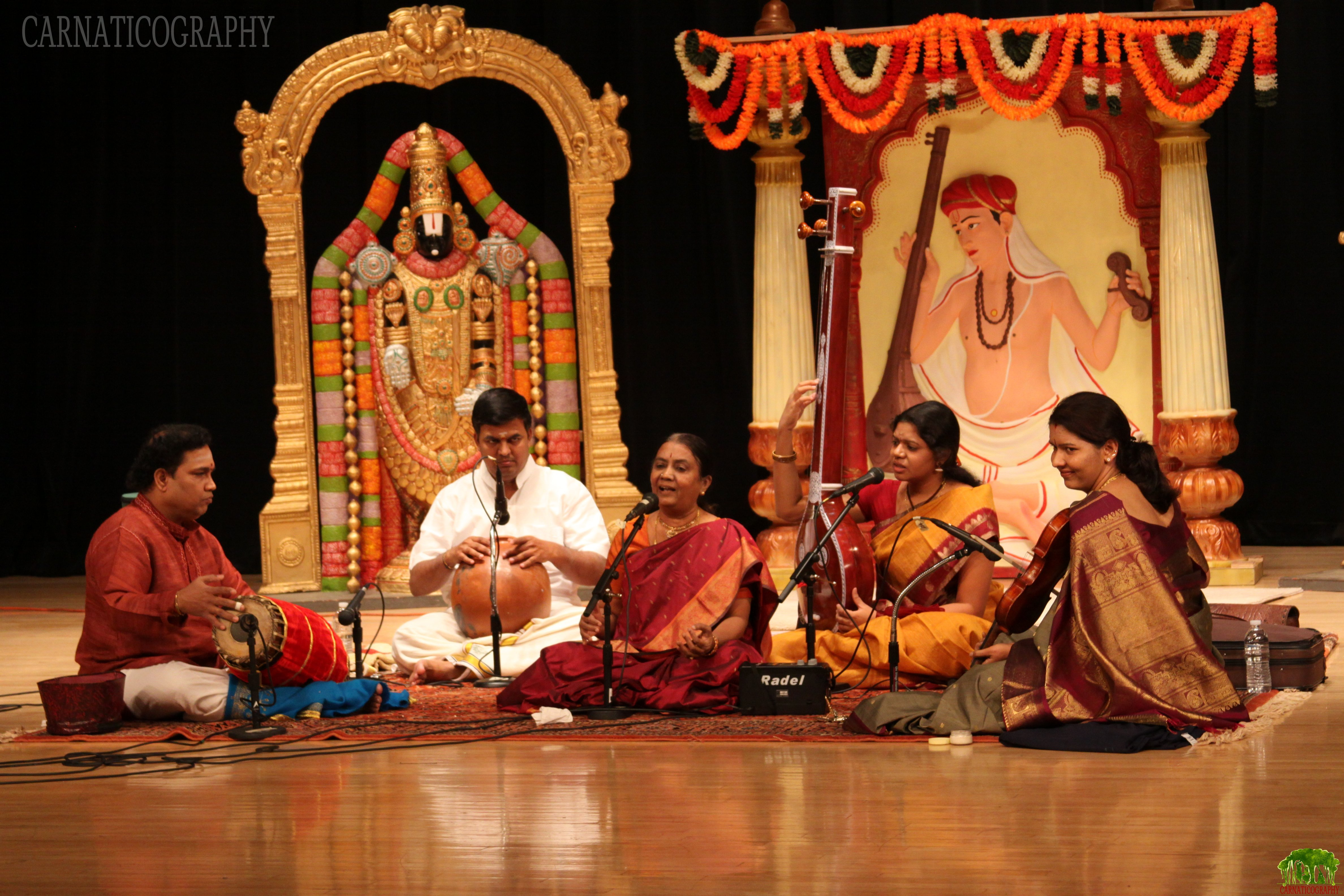 Vocal Concert: Seetha Rajan