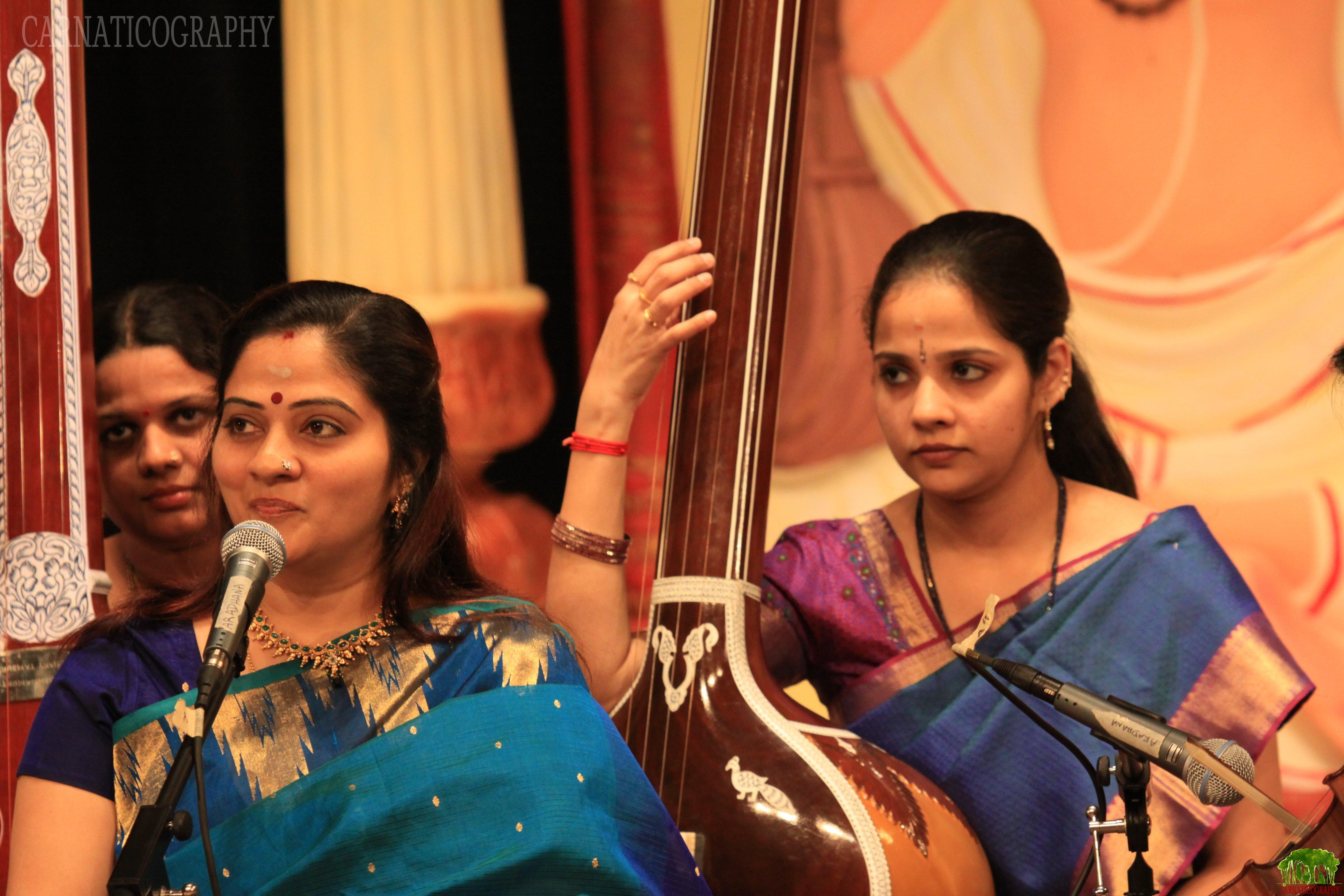 Vocal Concert: S. Sowmya