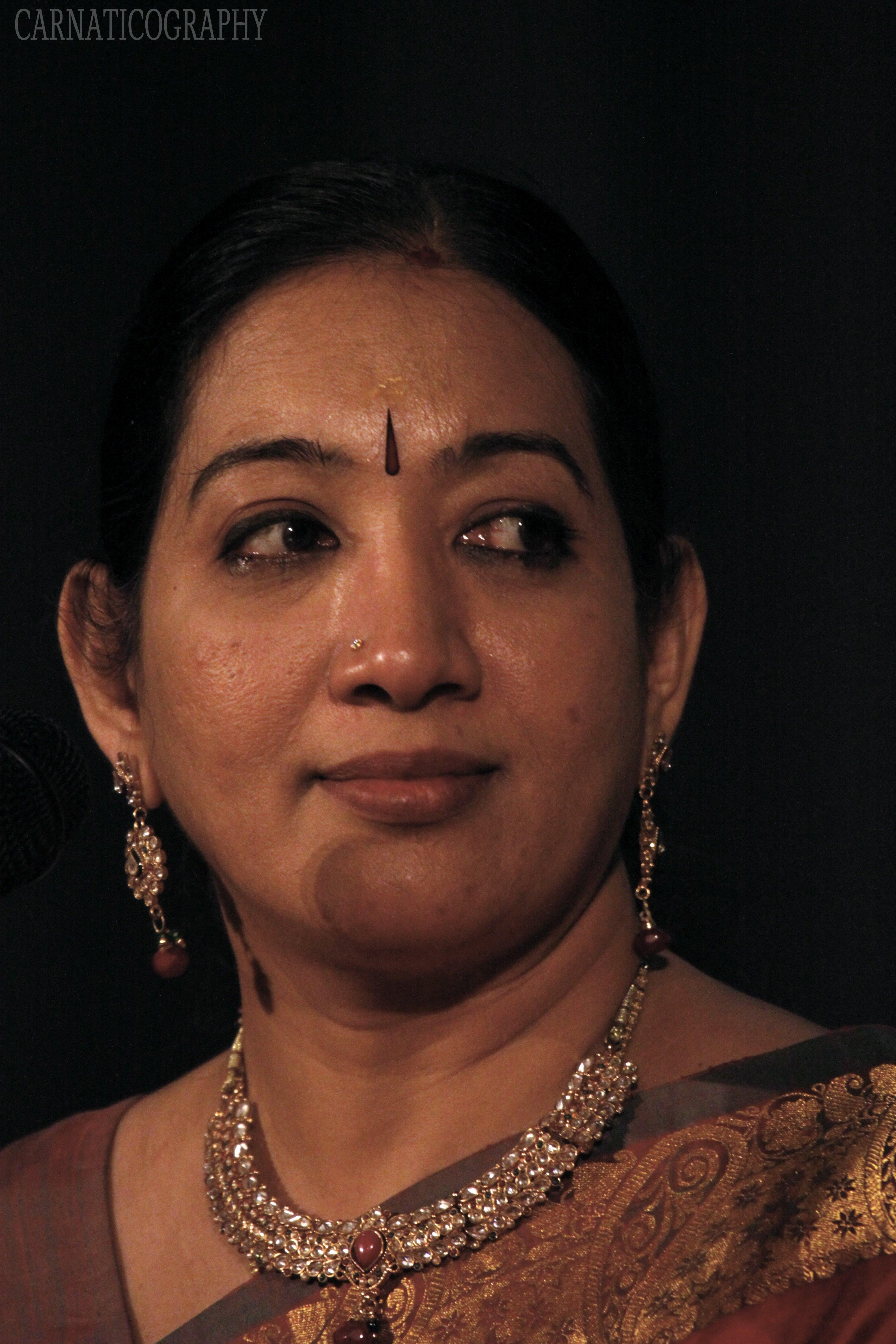 Vijayalakshmi Krishnamachari - Mambalam Sisters Concert