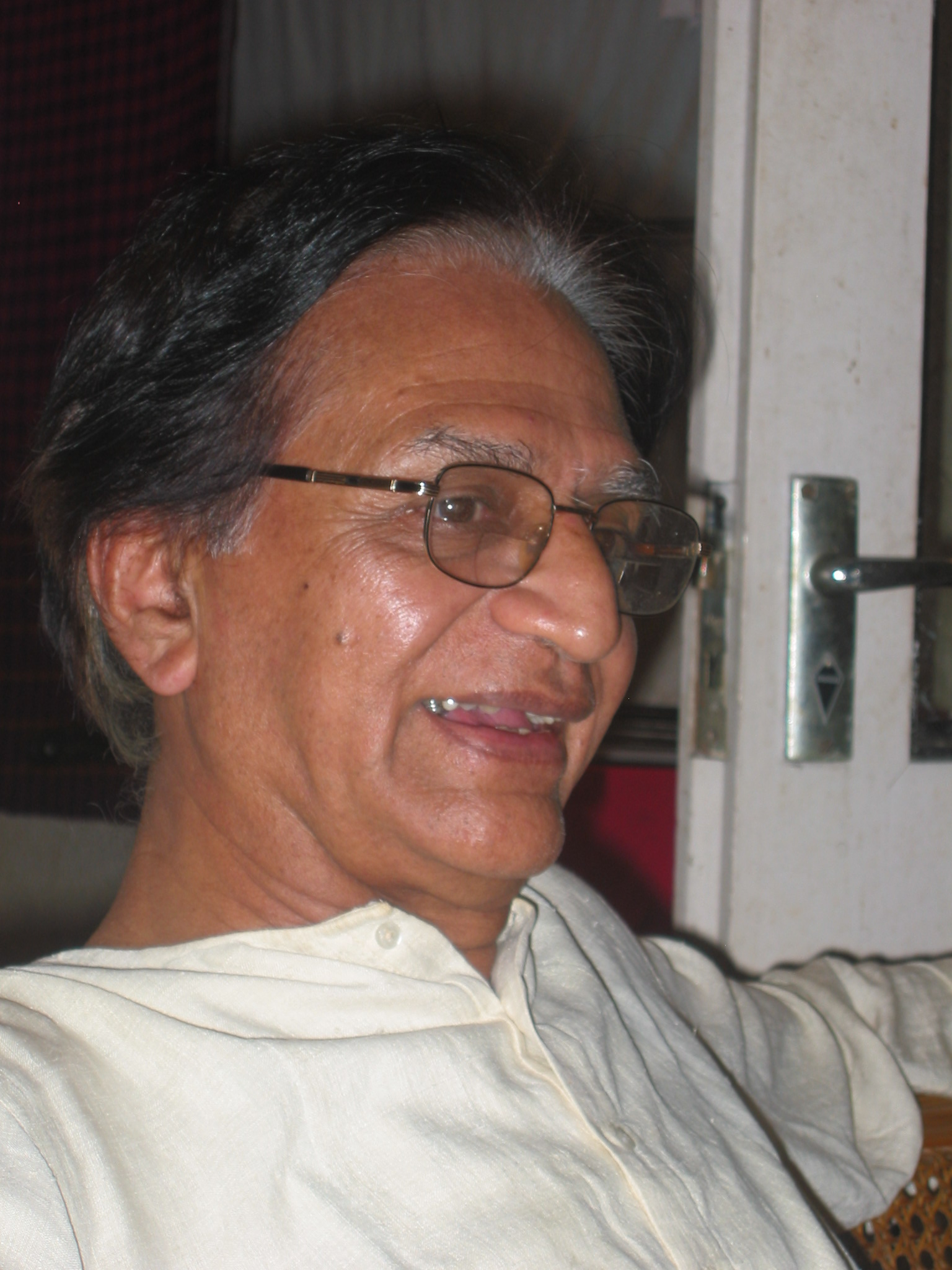 Prof C.V.Chandrasehkar
