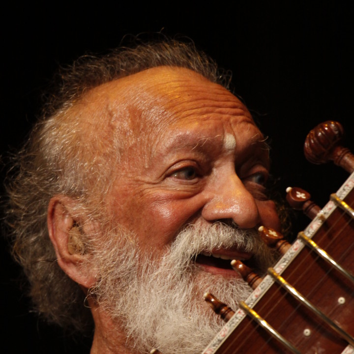 Ravi Shankar at 91; an interview
