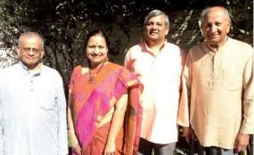 C.M. Venkatachalam, Revathi Subramanian, Shekar Viswanathan and Srinivasan Praba