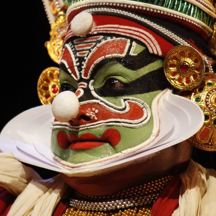 Kathakali with Supertitles