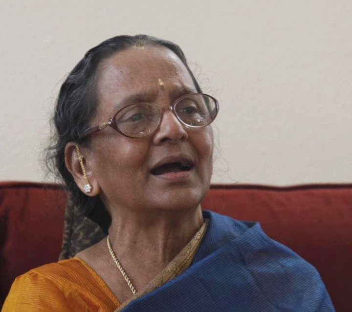 Setlur Ramaswami Iyer in San Diego