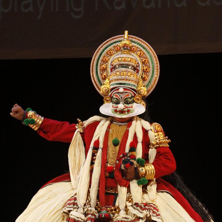 Kathakali Ravanodbhavam 2010