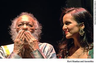 Ravi Shankar And Anoushka