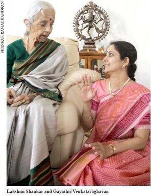 Lakshmi Shankar, Gayathri Venkataraghavan
