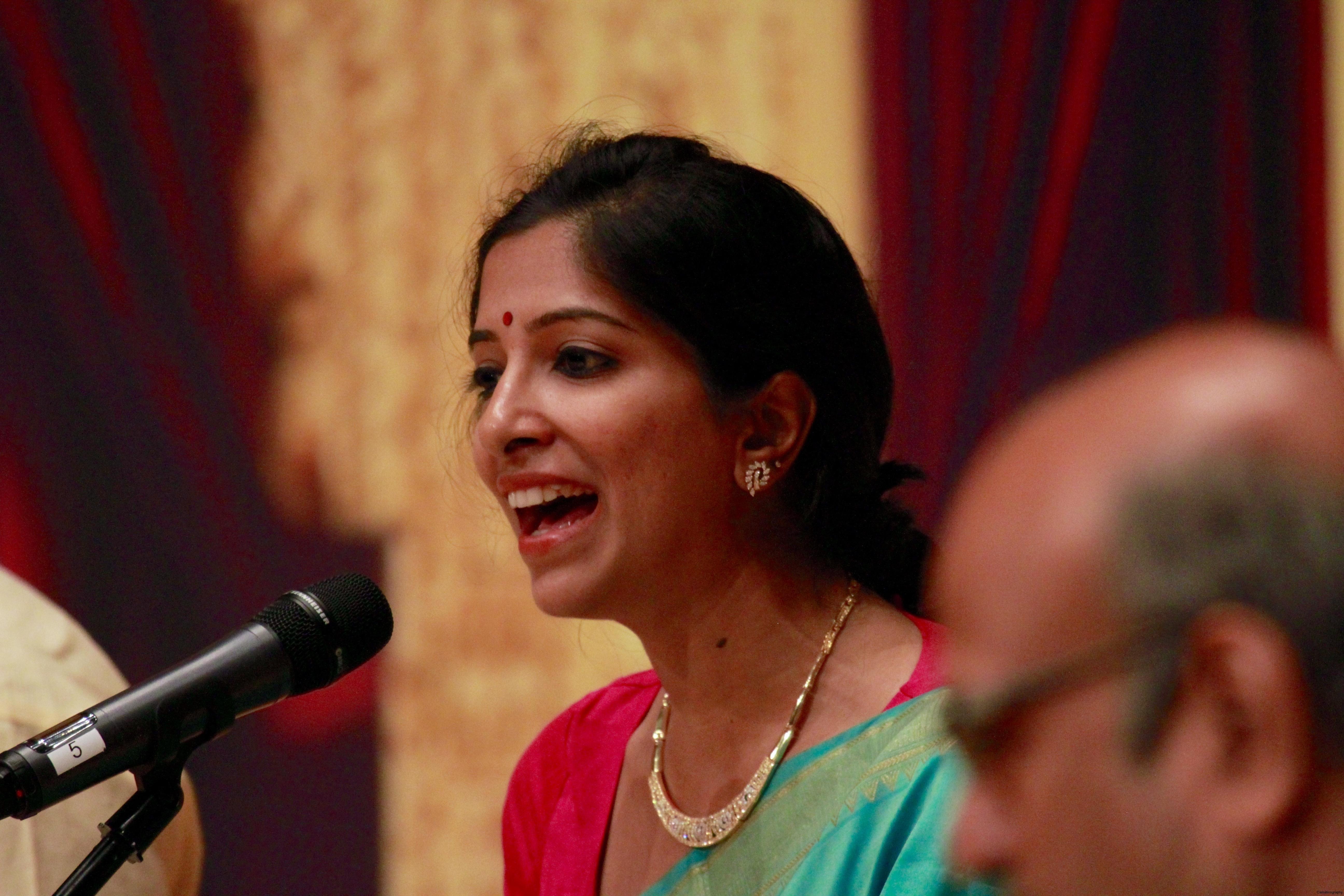 Sushma Somasekharan