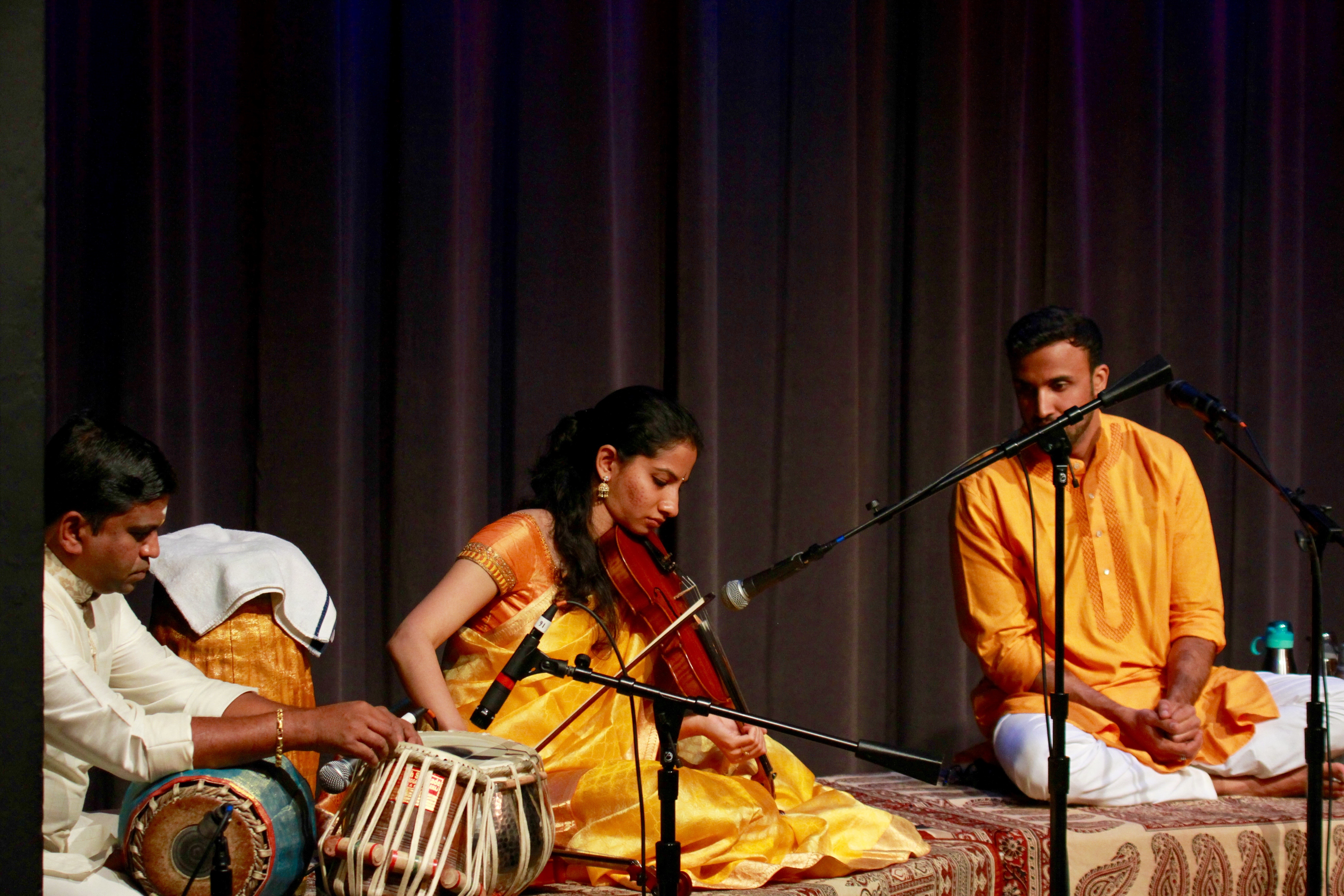 Shreya Devnath, Aditya Prakash, Ramesh Babu